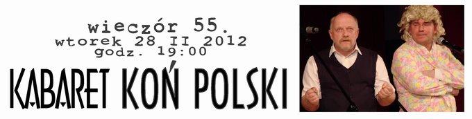 BSK wieczór 55. Koń Polski